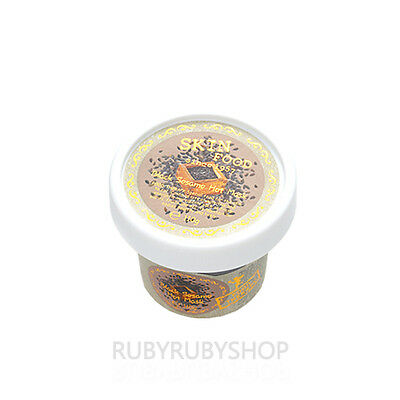 SKINFOOD Black Sesame Hot Wash Off Mask - 110g