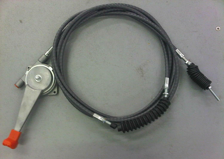 JCB PARTS 3CX Equivalent to Part No. 910//48800 Throttle Cable Assy -13001101