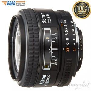 NEW Nikon 28mm f/2.8D AF Nikkor Lens - International Version  genuine from JAPAN