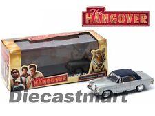 "1969 MERCEDES 280 SE CONVERTIBLE ''THE HANGOVER"" w/ TIGER 1:43 GREENLIGHT 86462"