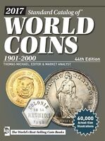 2017 Standard Catalog Of World Coins 1901-2000 By Thomas Michael [cd] [44th