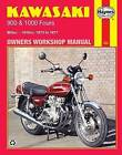 Kawasaki 900 and 1000 1972-77 Owner's Workshop Manual by G. Collett (Paperback, 1988)