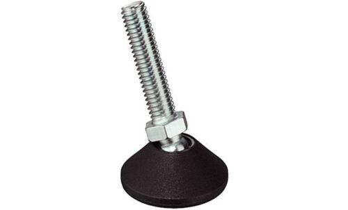 4x H Fele Adjusting Screw Furniture Foot Leveling Feet Ball Joint M8 M10 Ebay