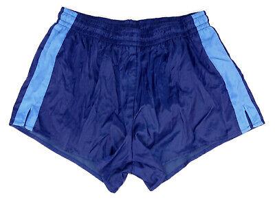 Vintage German Army Sports//Football SHORTS Navy Blue