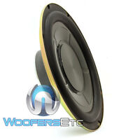 Focal Ibus10 Car Audio 10 Shallow Slim Subwoofer Thin Low Profile Speaker
