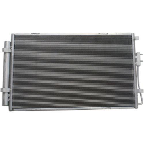 HY3030153 A//C Condenser for 13-16 Hyundai Santa Fe Front