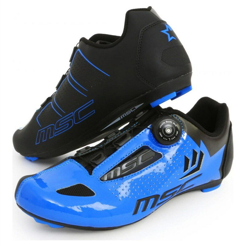 MSC Aero Road bluee shoes