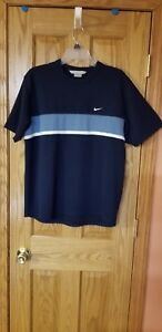 89dc79a9a Nike Mens Pro Dri-Fit Short Sleeve Athletic Training Shirt Size Med ...