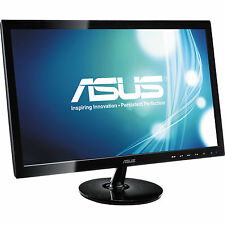 """ASUS VS VS228HP 21.5"""" Full HD 1920x1080 HDMI DVI VGA Back-lit LED Monitor"""