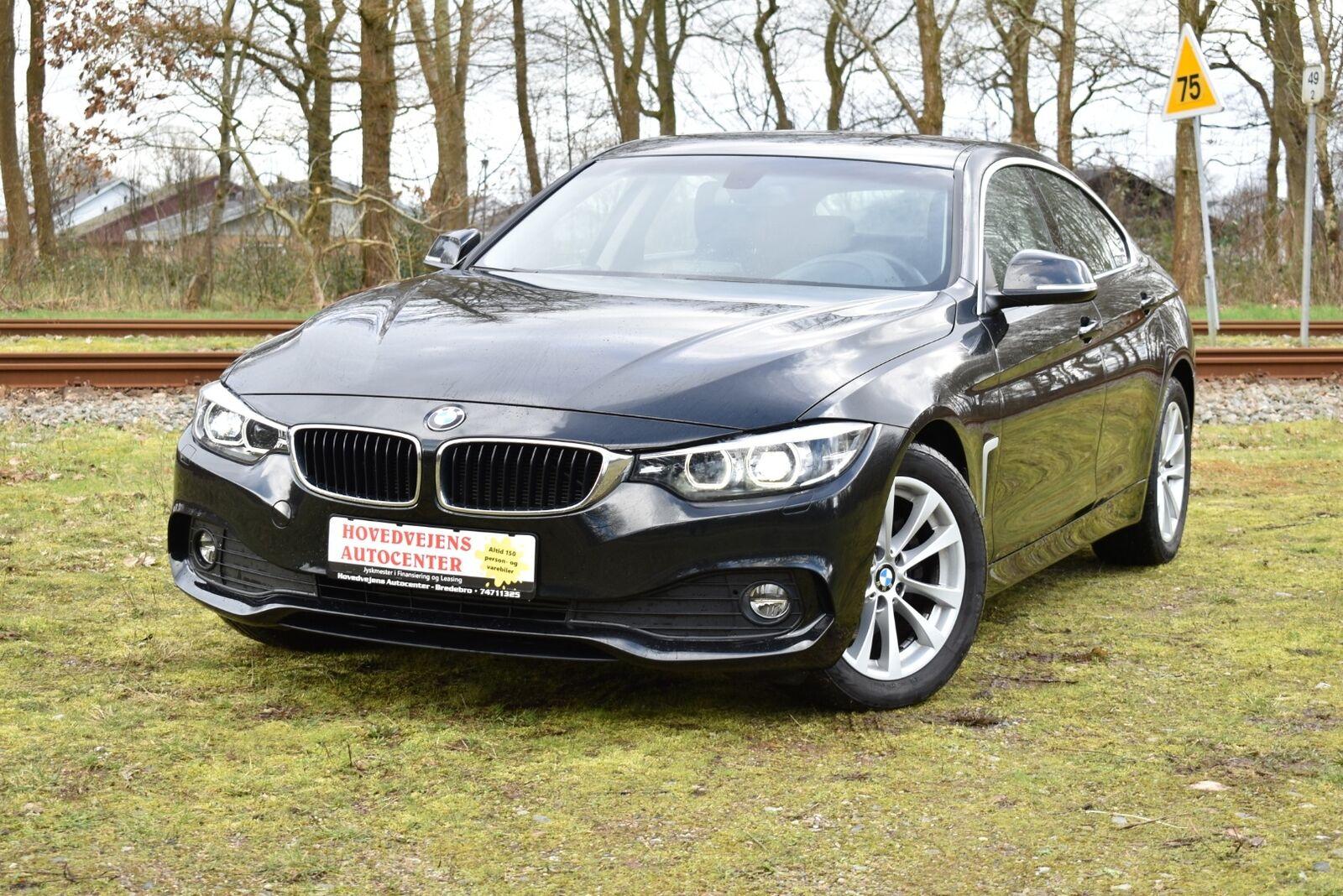 BMW 420d 2,0 Gran Coupé Executive aut. 5d - 329.900 kr.