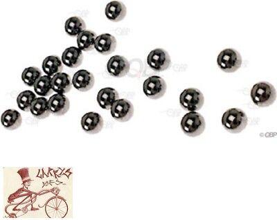 """Bag of 25 Wheels Manufacturing Grade 25 1//4/"""" Loose Ball Bearing"""