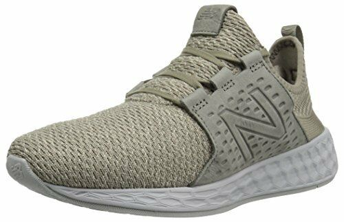 New Balance Men's Cruz Running shoes,Military Urban Grey Stone Grey,9.5 D(M) US