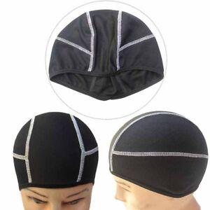 Winter Riding a Small Cloth Cap Bike Motorbike Under Helmet Hat Ear Warmers New
