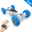 Gesture Control Double-Sided Stunt Electric Car Toy Rotation Chrismas Gifts US