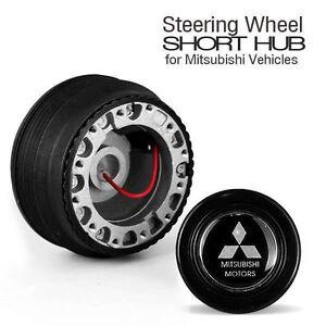 Mitsubishi-Triton-L200-JDM-Short-Hub-Boss-Kit-Aftermarket-Steering-Wheel-Adapter