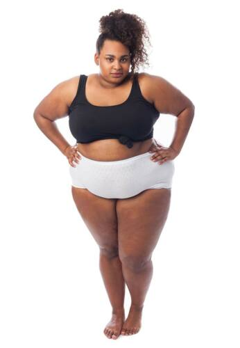 Plus-Size Pointelle Lightweight 100/% Cotton Knickers Extra XXXL Very Large
