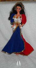 #5355 New Displayed Philippines Flores De Mayo Reyna Banderada Barbie Foreign