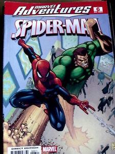 Marvel Adventures Spider Man n°6 2005 ed. Marvel Comics