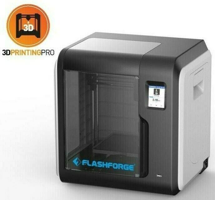 Flashforge Adventurer 3 3D Printer V2 - Free Delivery