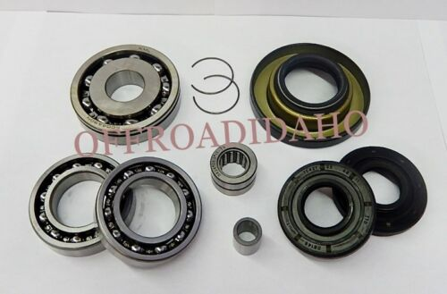 FRONT DIFFERENTIAL BEARING SEAL KIT HONDA FOREMAN 400 TRX400FW 4WD 4X4 1995-2001