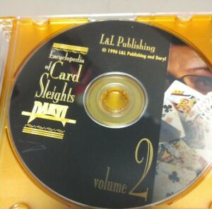 The-Encyclopedia-of-Card-Sleights-by-Daryl-Volume-2-DVD