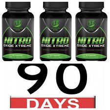 Maritzmayer Xtreme 2000 Nitric Oxid Muscle Growth Supplement 90 Capsules