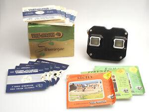 Sawyer´s View Master Stereoscope mit Italien Sammlung, siehe Beschreibung ! (#2)