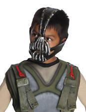 Batman Dark Knight Movie Bane 3/4 Mask Child Costume Licensed DC Comics