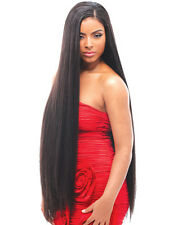 Item 4 Janet Collection Human Hair Blend Weave Encore La Vie New Yaky Extension