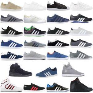Adidas-Zapatillas-Estilo-Deportivas-para-Hombre-de-Ocio-Venta-Nueva