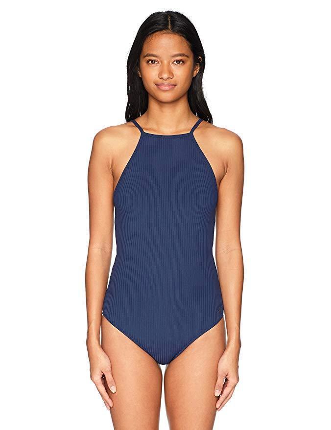 Roxy Women's Waves Only One Piece Swimsuit 7011 Size XS
