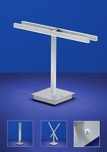 Deutsche-LED-Tischleuchte-Nickel-Matt-Chrom-Tastdimmer-1200-Lumen-Hoehe-49cm-Indu