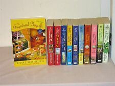 Lot of 11 PB Cozy Culinary Mystery Books series include recipes