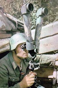 WW2-Soldat-allemand-avec-binoculaire