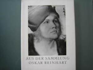 R. Seiffert-Wattenberg: Aus der Sammlung Oskar Reinhardt. - Deutschland - R. Seiffert-Wattenberg: Aus der Sammlung Oskar Reinhardt. - Deutschland