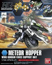 Gundam HG Build Custom 004 Meteor Hopper Wing Fenice Support Unit 1/144 Kit