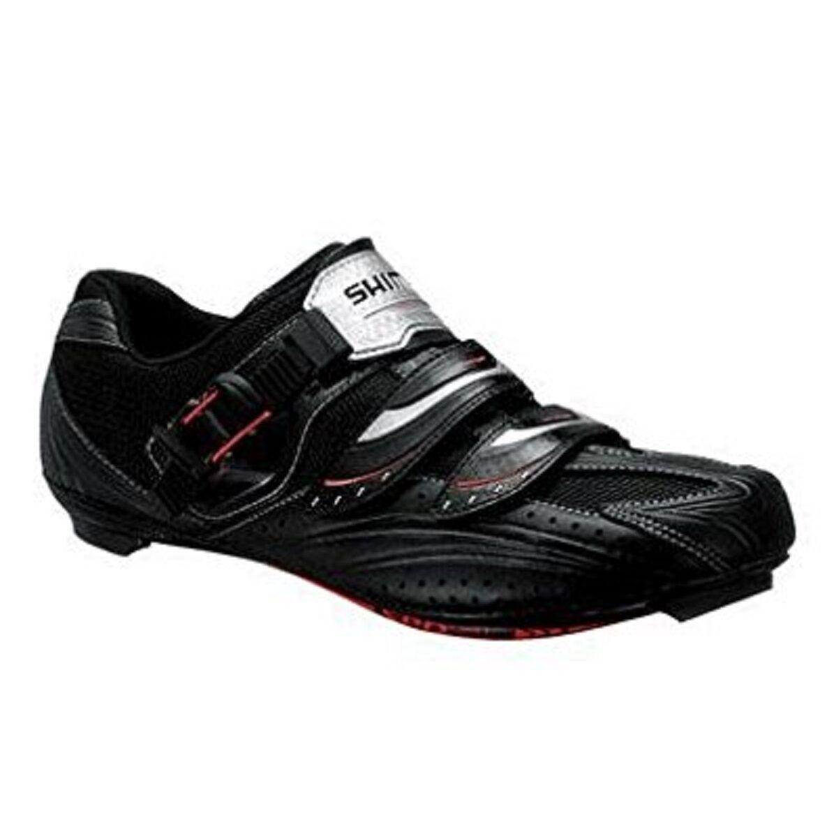 Shimano Men's Pro Tour Road Cycling shoes - SH-R106L -  Size 42 EU, 8.3 US