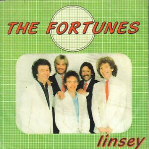 FORTUNES-THE-Linsey-1984-VINYL-SINGLE-7-034-HOLLAND