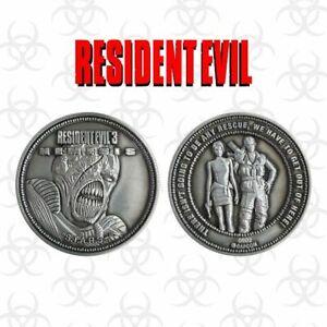 Resident-Evil-3-Sammelmuenze-Nemesis-Limited-Edition-FaNaTtik
