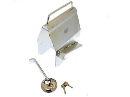 Trailer fusibles remolque caja cerradura antirrobo bloqueo de
