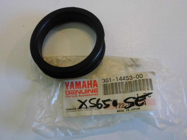 Filtro Aria Collegamento Gomma Yamaha XS650 Heritage USA Giunto in Carburatore
