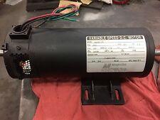 New Magnetek 15 Hp Dual Shaft Dc Motor 180v