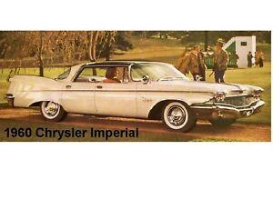 Tool Box  Magnet 1967 Chrysler Imperial Sedan  Refrigerator