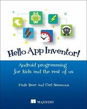 Hello App Inventor!: Android programming for kids and the rest of us-ExLibrary