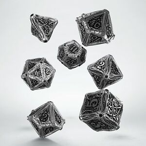 5907699493302 Métal Dice Cthulhu Call 7 Set Of 7AqYPr7