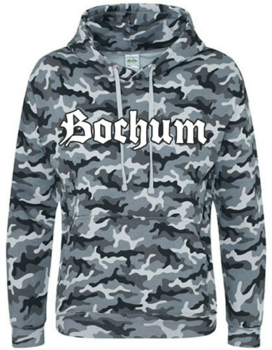 Bochum Hoodie Hoody Kapuzensweat Shirt Trikot für VfL Ultras Fans
