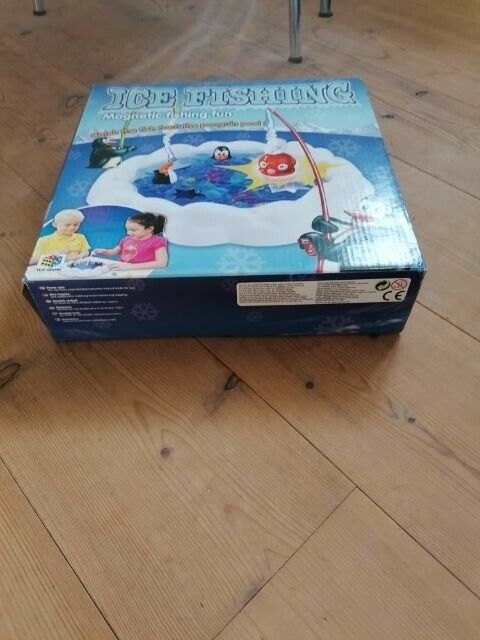 Andet legetøj, Spil Ice Fishing, Ice Fishing magnetic fun