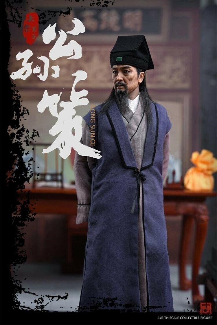 1 6 ZOY TOYS ZOY003 serie Dinastía Song Gong Sunce Modelo Figura Set Collection