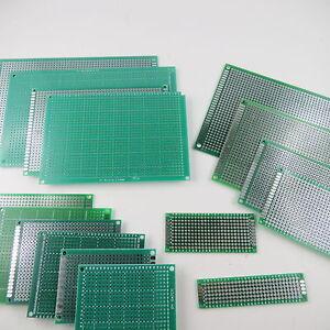 2-54mm-Lochrasterplatine-Prototyp-Platine-Einseitig-Doppelseitig-Leiterplatte