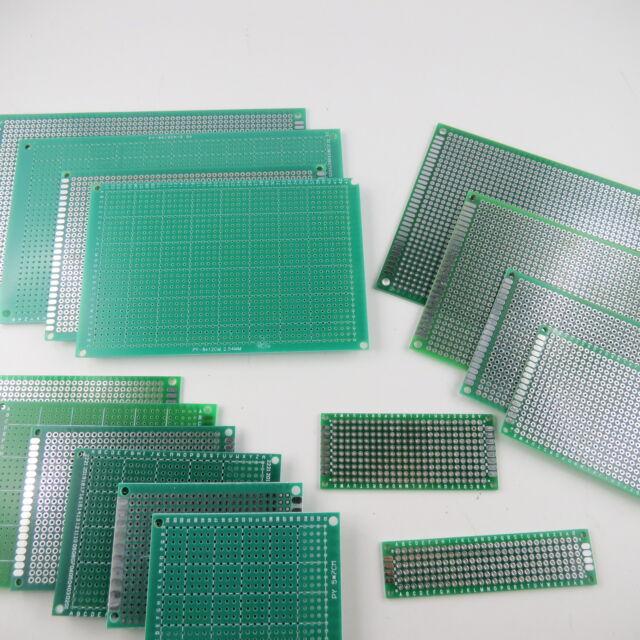 Lochrasterplatine H25PR Lötpunkte Leiterplatte Labor Experiment 200 x 100 mm